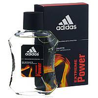 Adidas Extreme power EDT 100 ml Туалетная вода (оригинал подлинник  Испания)