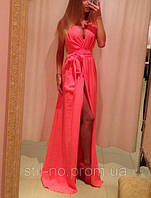 Платья в пол(длина макси)