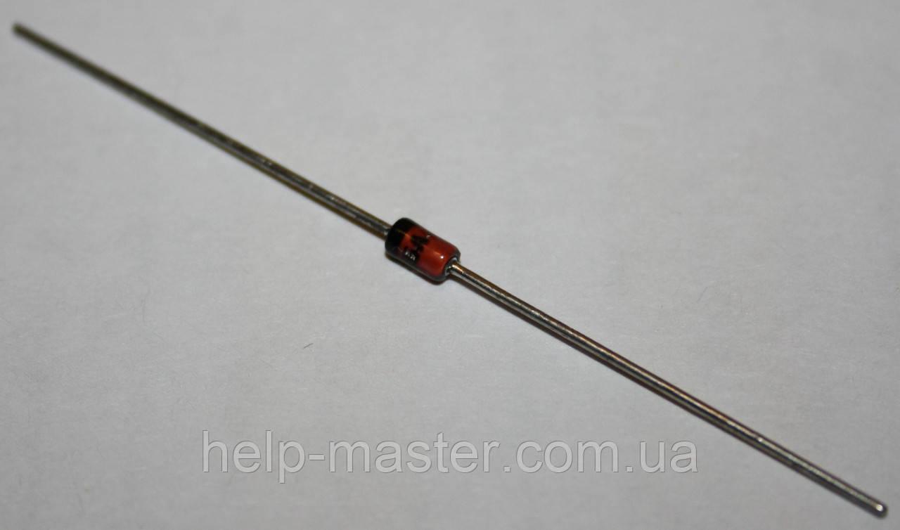 Стабилитрон 2,4 В 0,5 Вт BZX55 -C2V4