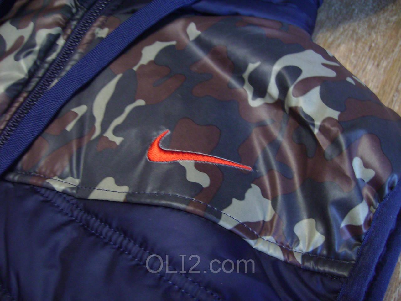 f64d4196 Мужская жилетка Nike найк жилет хаки камуфляж милитари , цена 560 грн.,  купить Київ — Prom.ua (ID#471962633)
