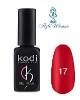 Kodi professional гель лак Коді 17 8мл