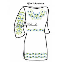 Плаття для дівчинки №42 Волошки