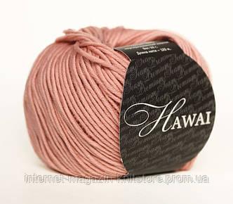 Пряжа Сеам Hawai Темно-коралловый