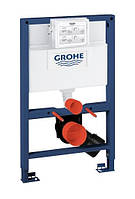 Инсталяционный комплект в сборе, для подвесного  унитаза Grohe Rapid SL 38526000 (высота 0,82 м)