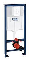 Инсталяционный комплект 4 в 1 в сборе, для  подвесного унитаза Grohe Rapid SL 38722001