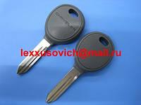 Ключ с чипом CHRYSLER 300, Chrysler Cirrus, Concorde, LHS, Chrysler Neon ID64 с 1998 до 2005г