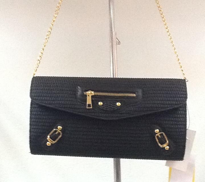 Женская сумка клатч экокожа на цепочке
