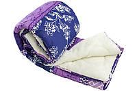 Одеяло Уют 150х210 меховое полуторное