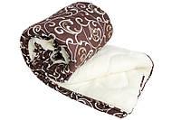 Одеяло Уют 180х210 меховое двуспальное