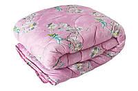 Одеяло шерстяное 100% 180х210 двуспальное