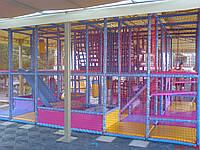 Детская игровая комната Лабиринт 5х5х2.7
