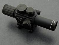 Прицел JGBGM6 4х25 + лазер, фото 1