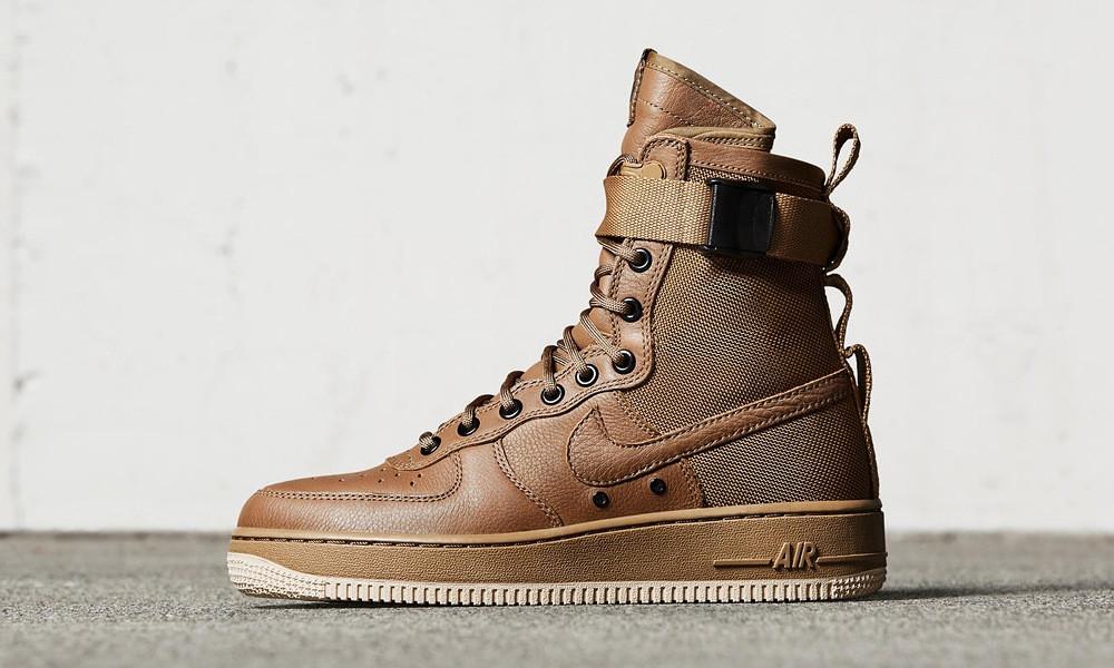 94ae60bd Мужские кроссовки Nike Air Force 1 Special Field - Интернет-магазин обуви