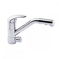 Смеситель для кухни с подключением под  питьевую воду Q-Tap Eventi CRM-004-1 (K 35мм)