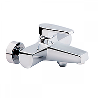 Смеситель для ванны (короткий) Q-Tap Palermo CRM-006  (K 35мм)