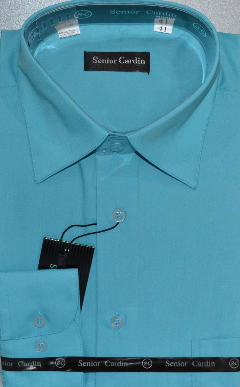 Мужская рубашка SeniorCardin - классика (только 41 рр)