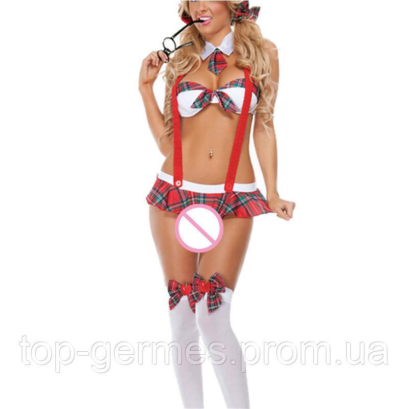 Эротический игривый костюм