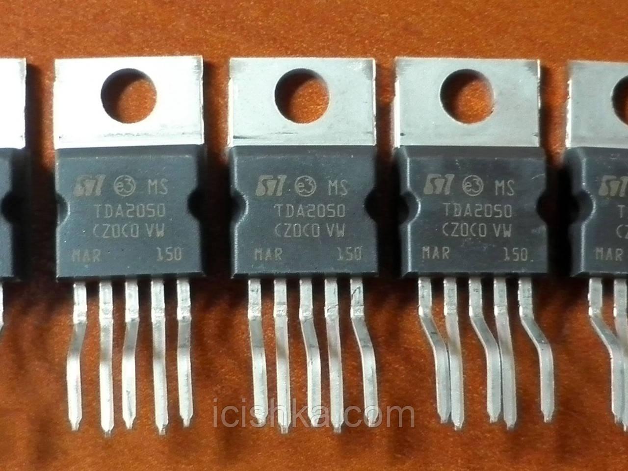 Tda2050a Pentawatt V 32w 850 Hi Fi Audio Amplifier With Tda2050 Icishka