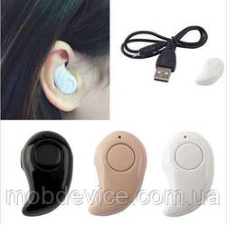 Bluetooth гарнитура ракушка с функц слушать музыку
