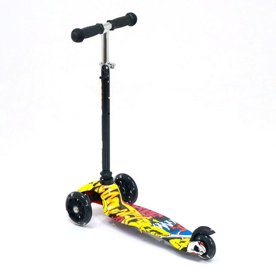 Самокат детский трехколесный Best Scooter 1297