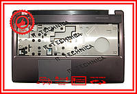 Крышка клавиатуры (топкейс) Lenovo Z580, Z585 Темно-сиреневый