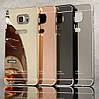 Чехол бампер Samsung Galaxy Note 3 Note 4 Note 5 Note 7 зеркальный, фото 3