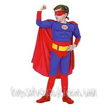 Костюм с мышцами «Супермен» (S\M ,L)