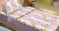 Постельное бельё для младенцев MIMI РОЗОВЫЙ