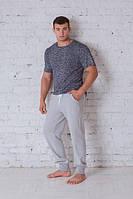 Мужские брюки на манжетах ТМ Bono