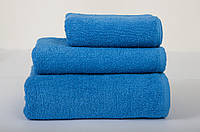 Полотенце Lotus 40х70 см синие Varol плотность 420