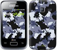 "Чехол на Samsung Galaxy Y Duos S6102 Камуфляж v4 ""1182u-251"""