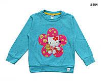 Утепленная кофта Hello Kitty для девочки. 98, 104, 122 см, фото 1