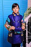 Куртка-пальто для девочки Дольче. Детская одежда. , фото 7