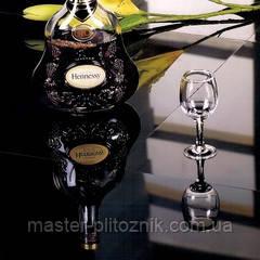 Мрамор Monocolor черный супер 10 мм полированная , фото 1