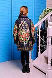 Куртка-пальто для девочки Дольче. Детская одежда. , фото 6