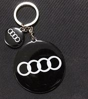 Брелок Audi  - акрил