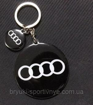 Брелок Audi  - акрил, фото 2
