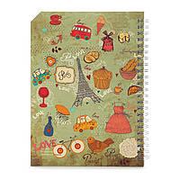 Sketchbook Парижские штучки Скетчбук 100г