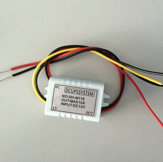 Модуль управления XH-M116 подачей аварийного питания 12V