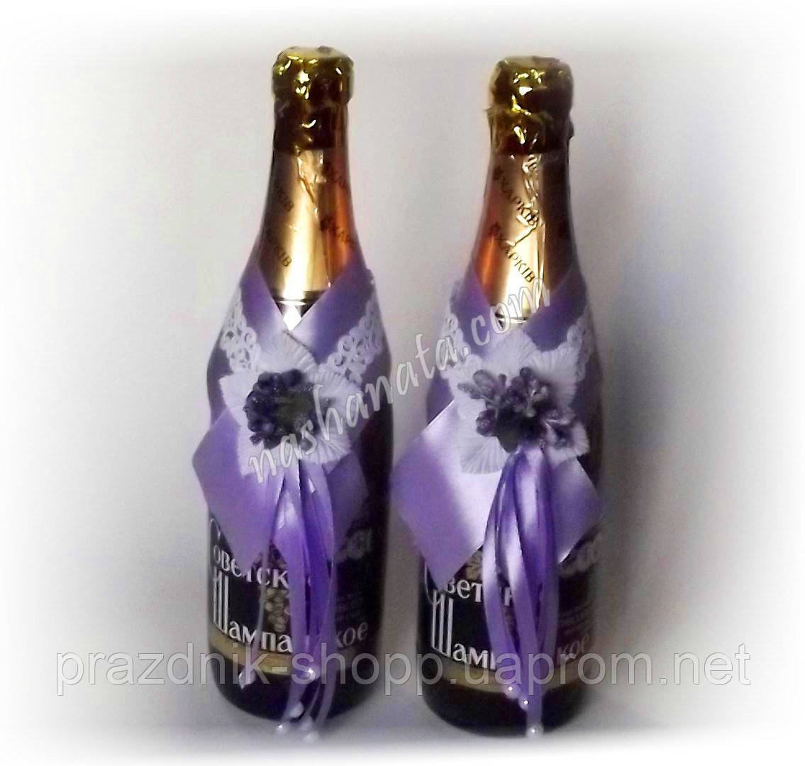 Украшение для шампанского, В021