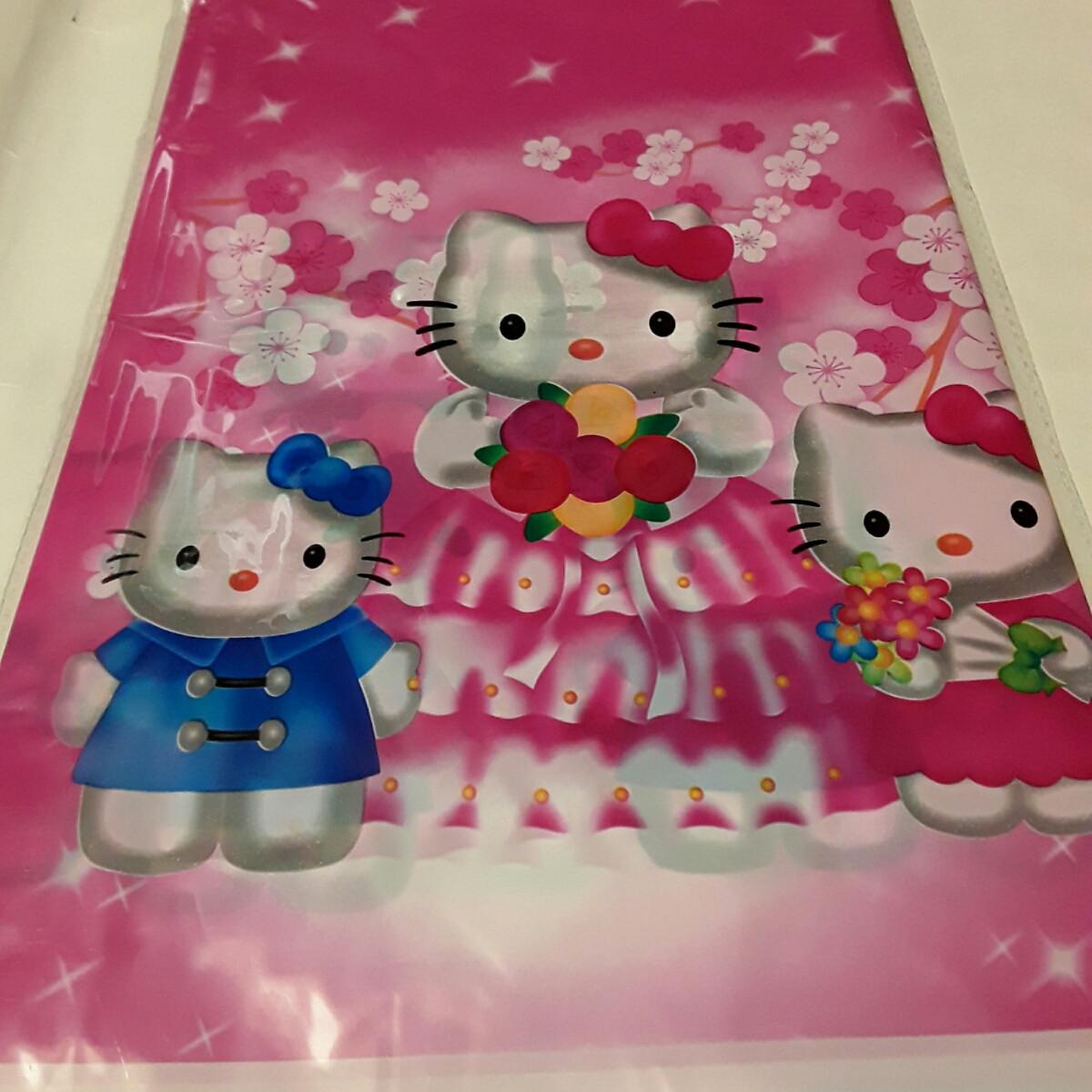 """""""Hello Kitty""""  Скатерть детская праздничная"""