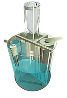 """1,5 м3/сутки. Установка для глубокой биологической очистки сточных вод - """"Биотал"""""""