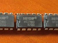 HT3786D DIP10 - микросхема для ремонта универсальной зарядки с LCD (жабка, лягушка)