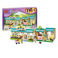 Конструктор 10169 Bela Friends Клиника для животных 342 дет. аналог Лего (LEGO) Friends 3188