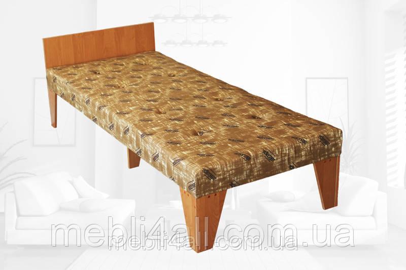 Кровать Катунь 0,8м эконом ДСП