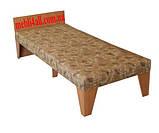 Кровать Катунь 0,8м эконом ДСП, фото 3