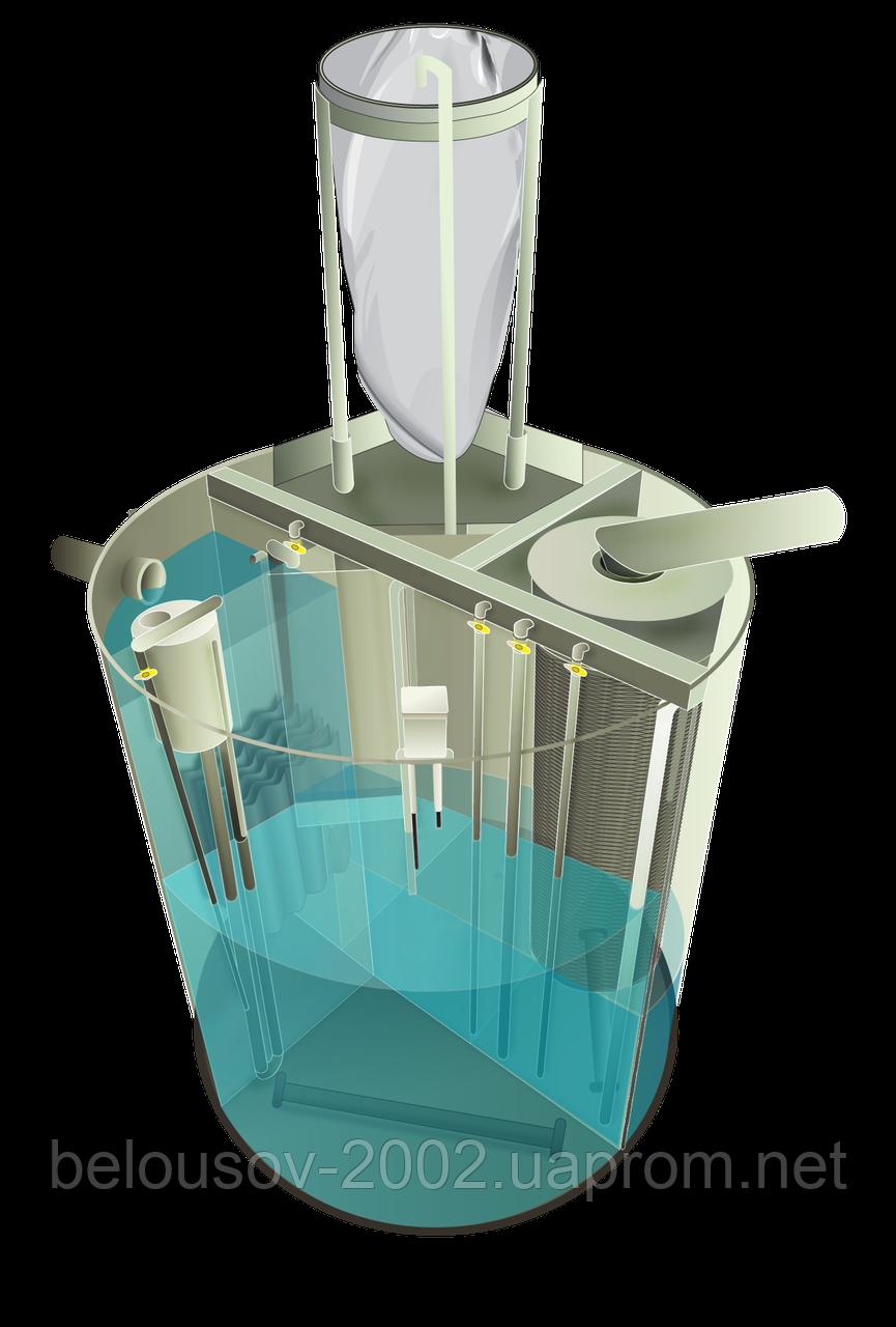 """2 м3/сутки. Установка для глубокой биологической очистки сточных вод - """"Биотал"""" - Ivan Bielousov в Ирпене"""