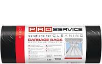 """Пакет для мусора """"PRO"""" LD 160 л. 20 шт., чёрный"""