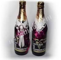 Украшение для шампанского, В030