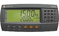 Ваговий індикатор Rinstrum R420k481 (пластик ABS/щитове (панельне) виконання)